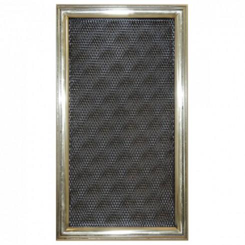 Топка L5 L, стекло слева, черная (Liseo)