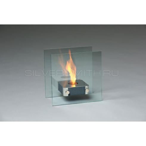 Печь-плита TB 6H, чугун, латунь, черная (Hergom)