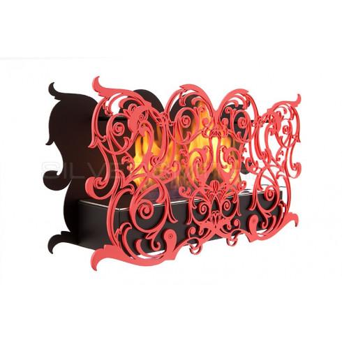 Печь-плита L-07 С.Н. D, стеклокер., хром, черная (Hergom)