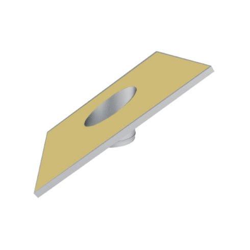 Каминокомплект Lumsden с очагом Fobos FX